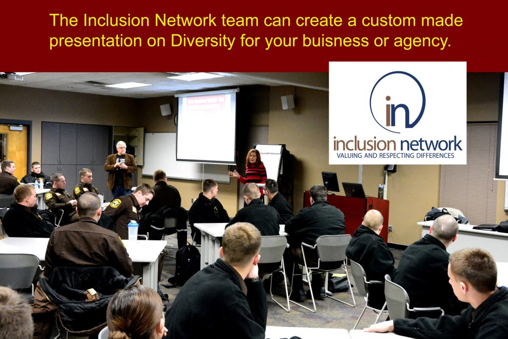 inclusion network on diversity