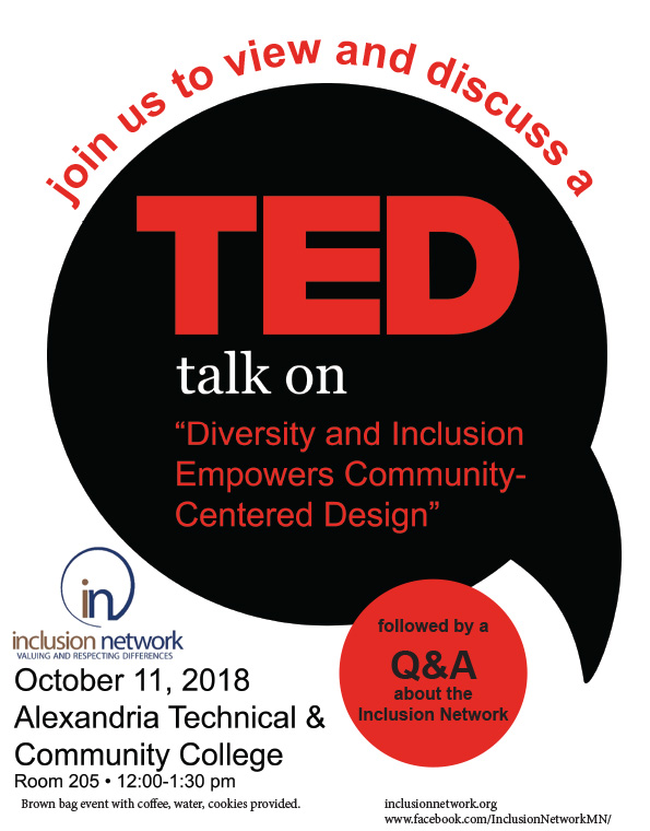 ted talk oct 11 2018