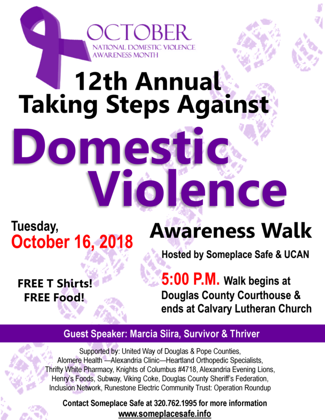 domestic violence talk